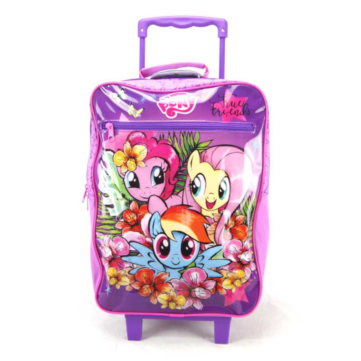Mochila de Rodinha My Little Pony DMW