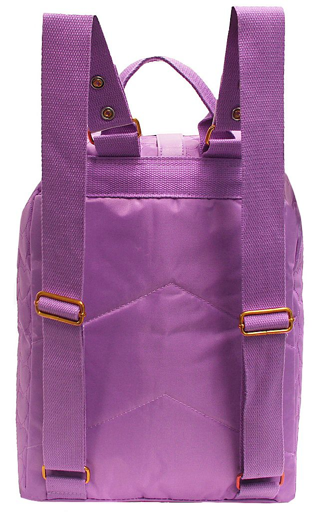 Mochila Escolar Notebook Capricho Love Purple Dermiwil
