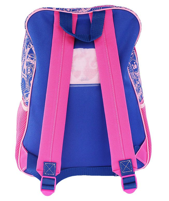 b5eeb85dd ... Mochila Infantil Escolar Rosa Grande Barbie Infantil Menina Sestini -  Ditudotem ...