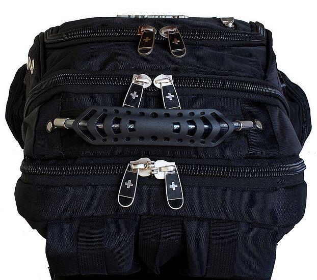 Mochila Moto Boy Caveira Notebook Reforçada Cabo de Aço Reforçada