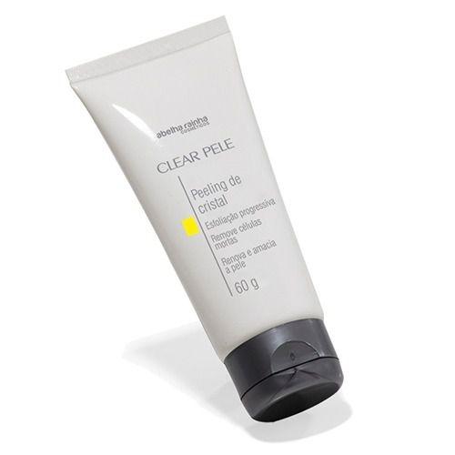 Peeling de Cristal - Abelha Rainha + Massageador Facial