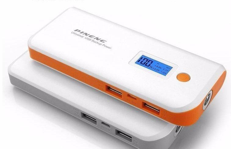 Pineng Carregador Portátil Celular 10000mah Pn-968