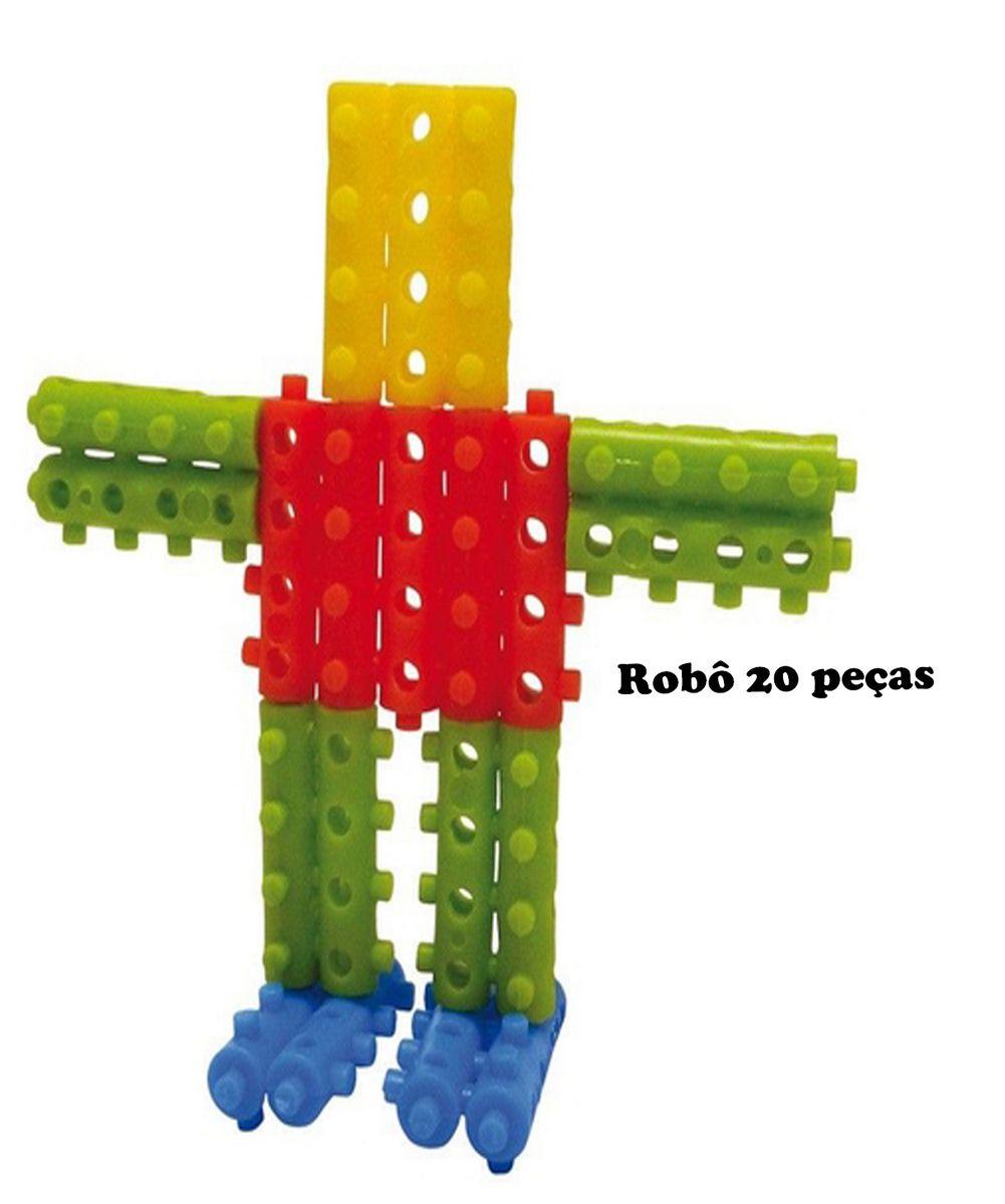 Pinos Mágicos De Montar 500 Peças Encaixe Diversão Bolhas De Sabão Criatividade E Raciocínio Lógico Brinquedo Lançamento Elka