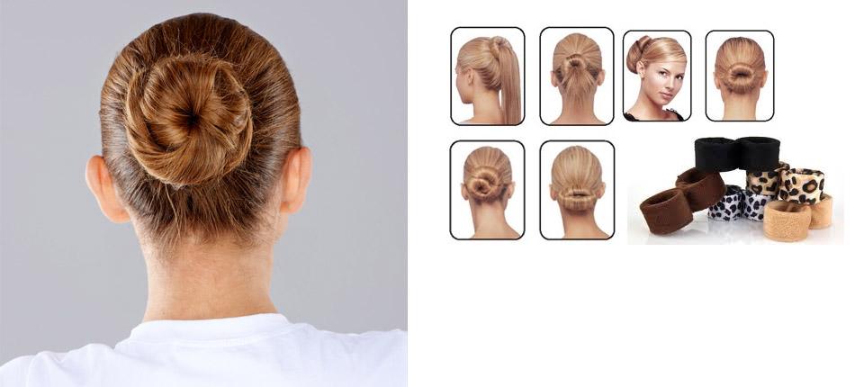 Prendedor de Cabelo Mágico Hairagami Europeu