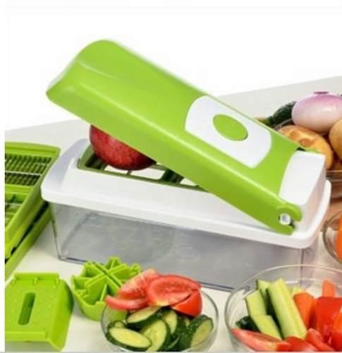 Processador Picador De Alimentos Legumes Nicer Dicer Plus