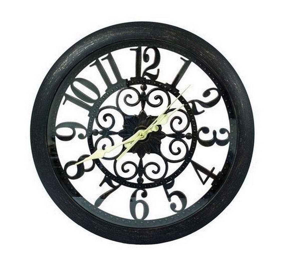 Relógio De Parede Bronze 30 Cm Original ALÉM MAR Lançamento