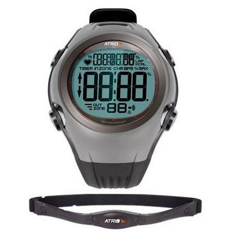 Relógio Monitor Cardíaco + Cinta Cardiaca  Sport Atrio Altius HC008 Multilaser