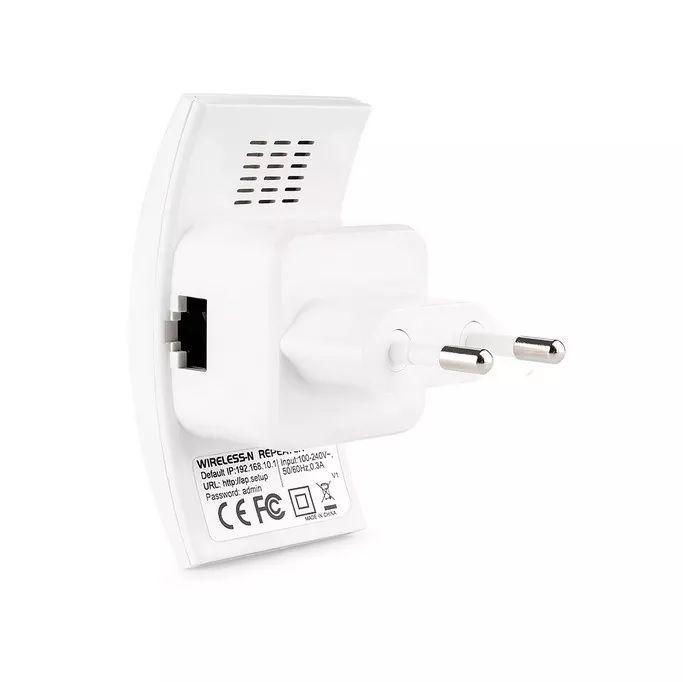 Repetidor Amplificador De Sinal Wireless Wifi 300mbps