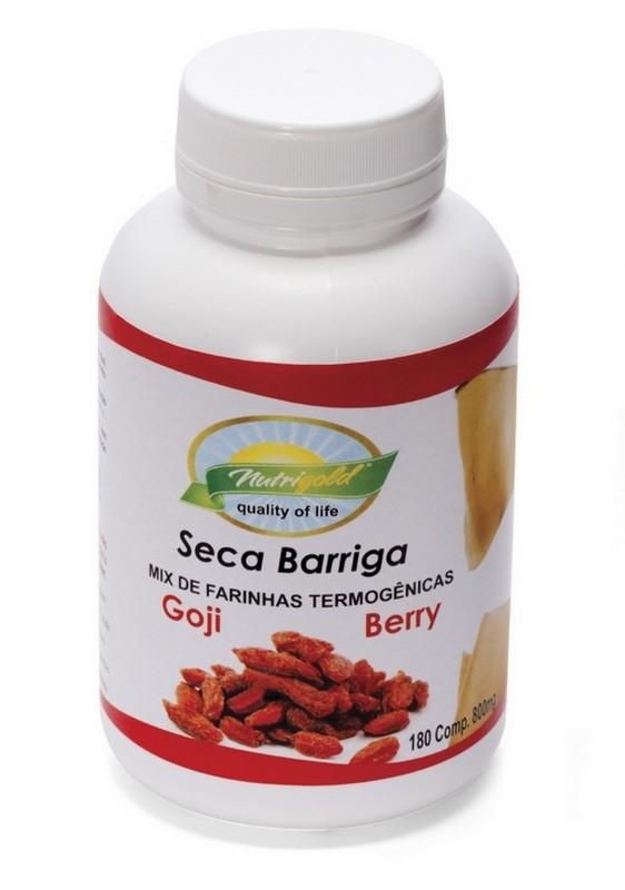 Seca Barriga Comprimido Goji Berry