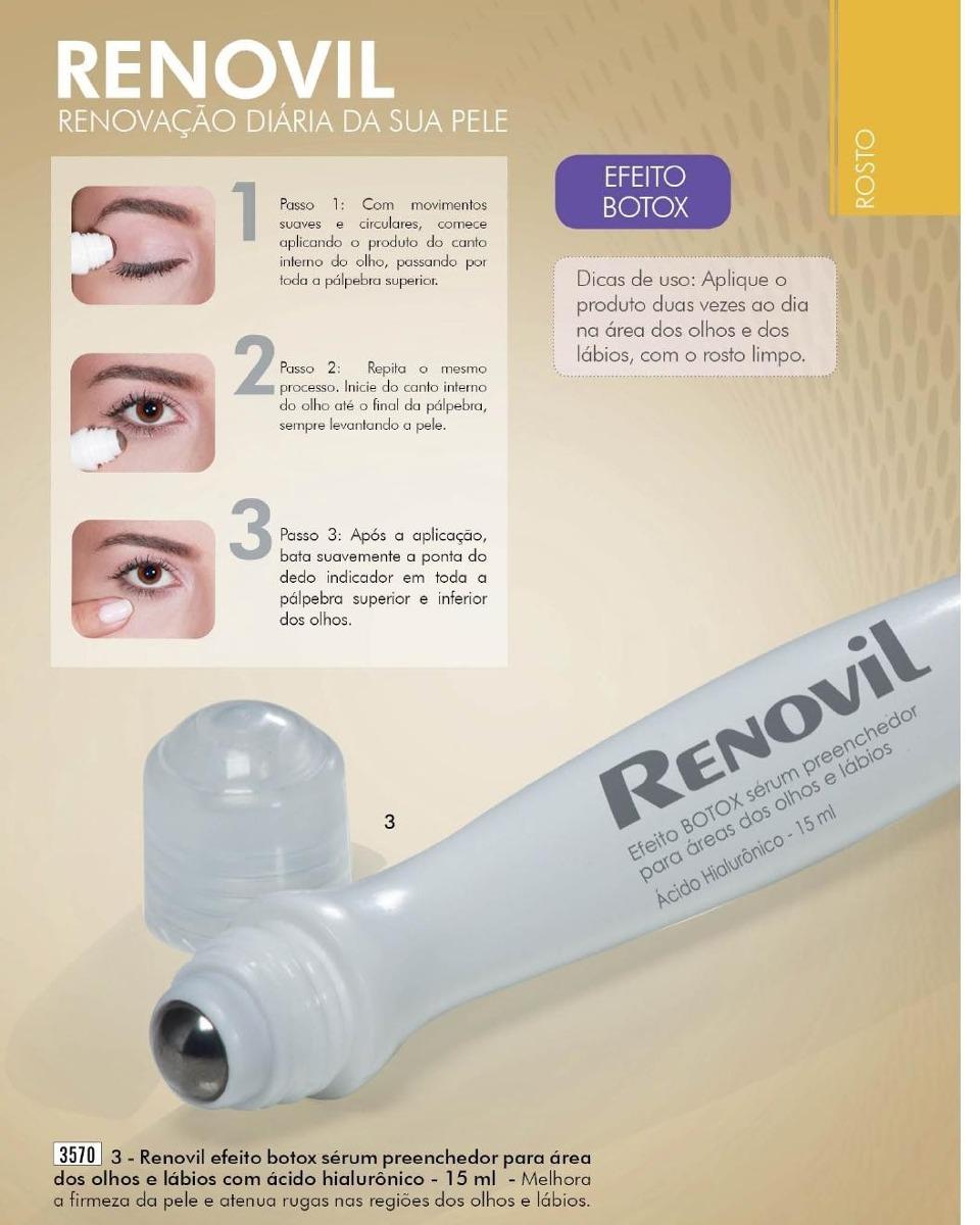 Serum Preenchedor Botox Lábios e Olhos - Abelha Rainha