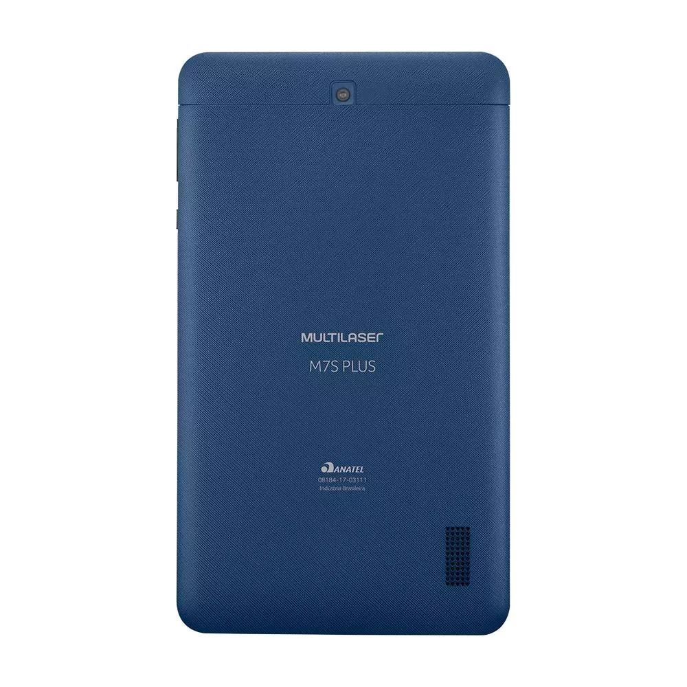 Tablet Azul Multilaser M7s Plus Nb274 1gb Ram Android 7.0