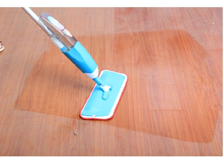 Vassoura Magica Esfregao Mop Spray Com Reservatorio Limpeza