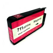 Compativel: Cartucho novasupri 711XL para HP T120 T520 Magenta 28ml