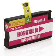 Compativel: Cartucho de tinta novasupri para HP 951XL CN047A 30ML Magenta - 8100 8600W 8620 8610 251DW