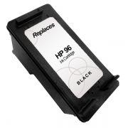 Compatível: Cartucho de tinta novasupri para HP 96 C8767W 21ML Preto