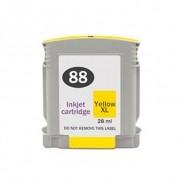 Compativel: Cartucho novasupri para HP 88XL 88 C9393AL para K550 K8600 K5400 Amarelo
