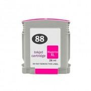 Compatível: Cartucho novasupri para HP 88XL 88 C9392AL para K550 K8600 K5400 Magenta