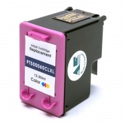 Compativel: Cartucho de tinta nacional para HP 60XL CC644W 12 5ML Colorido