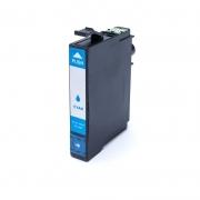 Compatível: Cartucho de tinta Novasupri para Epson T1962 XP101 XP201 XP204 XP401 XP214 XP411Ciano 13.5ml