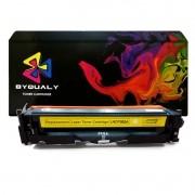 Compativel: Toner ByQuality CF502 CF502A para HP M254 M280 M281 M281FDW M254DW Amarelo 1.3K
