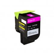Compativel: Toner novasupri 808MK 80C8HM0 Lexmark CX 410 510 410e 410de 510dhe 510de magenta 3k