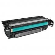 Compativel: Toner novasupri para HP CE250A CM3530FS CM3530 CP3525DN CP3525 Preto