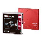 Fita LTO 8 12.0TB - 30TB Fujifilm Ultrium