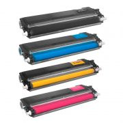 Compativel: Kit 4 Toner Brother TN210 TN210BK preto HL3040CN MFC9010CN MFC9320CW HL8070 2.2k