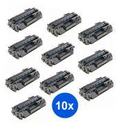 Compatível: Kit 10 Toner CF226A 226A para HP M426FDW M426DW M426FDN M402DN M402N