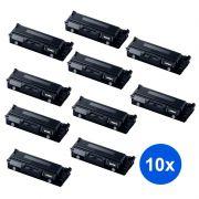 Compativel: Kit 10 Toner Samsung MLT-D204L D204 M3325ND 3375FD 3825DW 3825ND 3875FW 3875FD 4025ND 4075FW 5k