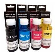 Compativel: Kit Refil De Tinta para HP GT51 GT52 Deskjet GT5822 GT5810 GT5820