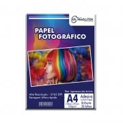 Papel Fotográfico A4 Pro Resolution Brilhante Autoadesivo 135g  20 folhas