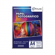 Papel Fotográfico Pro Resolution A4 Brilhante 230g 20 folhas