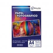 Papel Fotográfico Pro Resolution A4 Brilhante 130g 50 folhas