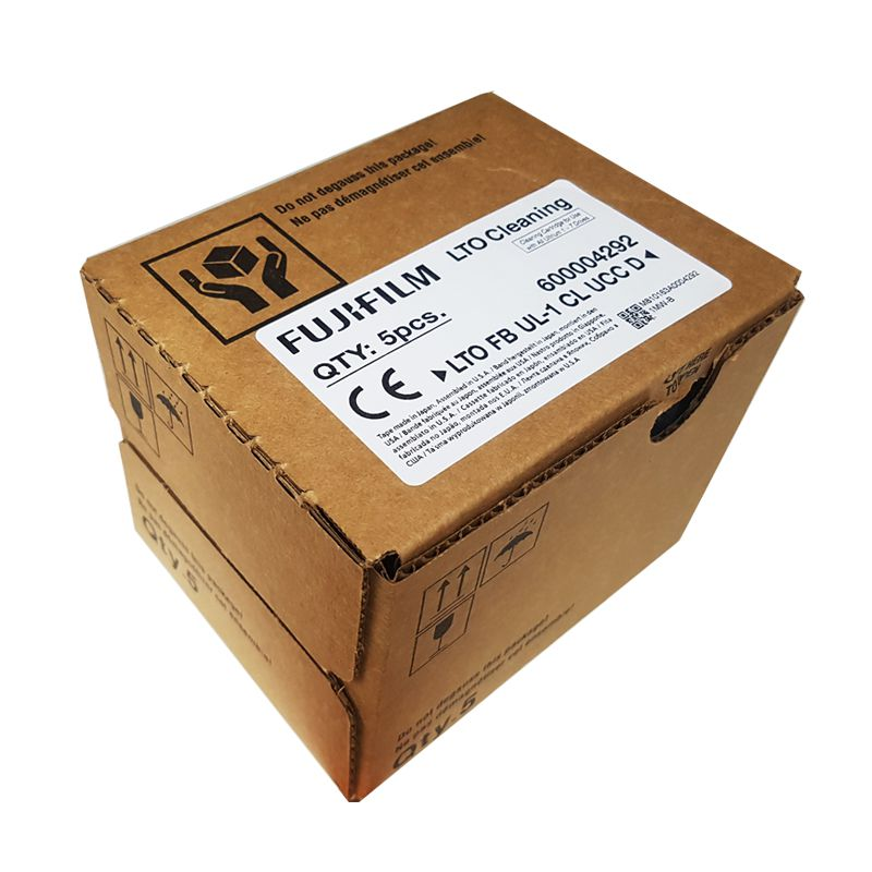 Cartucho de limpeza universal para LTO 2 3 4 5 6 e 7 FujiFilm