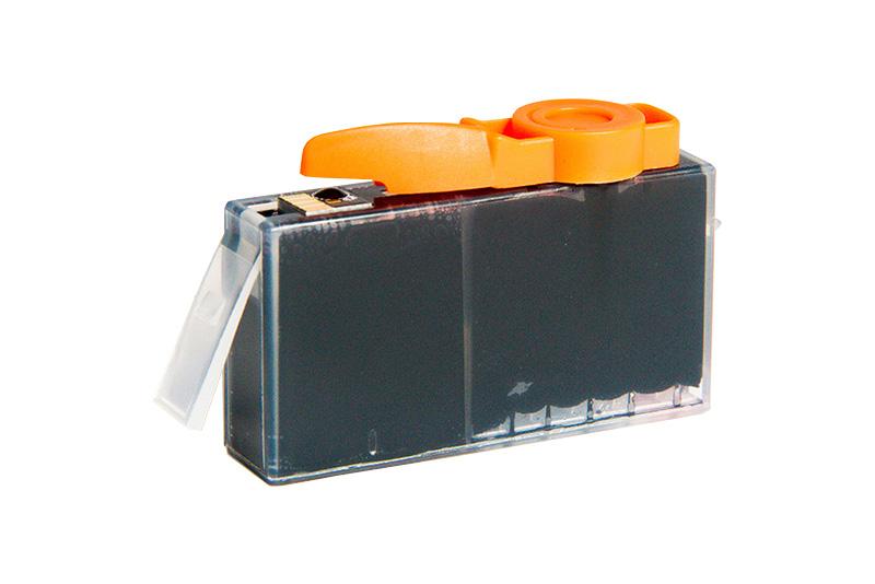 Compativel: Cartucho de tinta novasupri para HP 564 CB316W 24ML Preto - Photosmart B8550 C6380 D5463 B8553 C6383