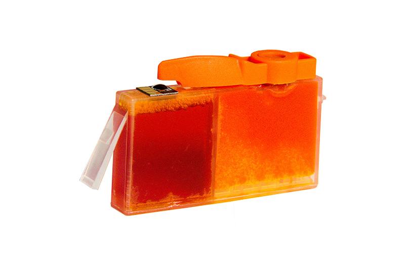 Compativel: Cartucho de tinta novasupri para HP 564 CB320W 15ML Amarelo - B8550 C6350 C6380 D5460 D7560 B210 B209