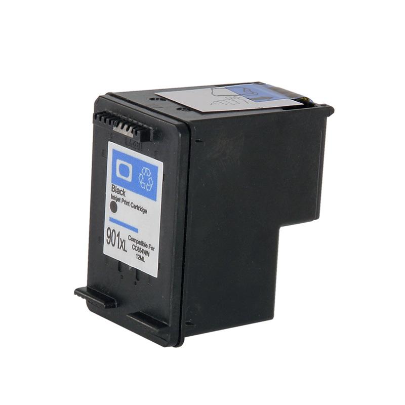 Compativel: Cartucho de tinta novasupri para HP 901XL CC654A 14ML J4540 J4550 J4580 J4660 J4680 J4500