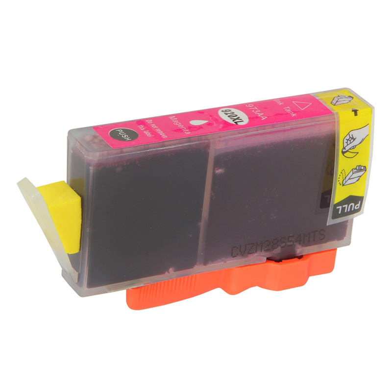Compativel: Cartucho de tinta novasupri para HP 920XL CD973A 13ML Magenta - Officejet 6000 6500 E709C E709 7500A