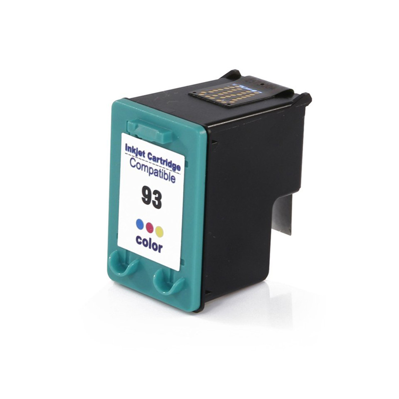Compativel: Cartucho de tinta novasupri para HP 93 C9361W PSC 3140 3150 3180 2570 7850 3100 1507 1510 2575 DJ 5440 4100 14ML