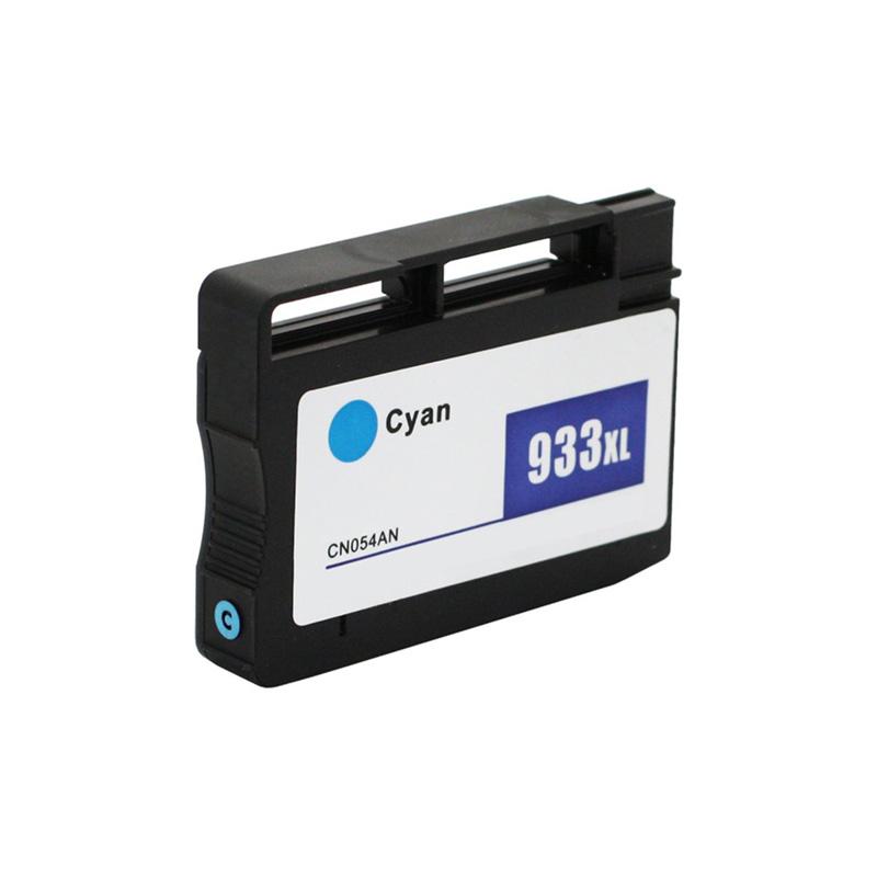 Compativel: Cartucho de tinta novasupri para HP 933XL CN054A 18ML Ciano - Officejet 7610 7612 7110 7100A