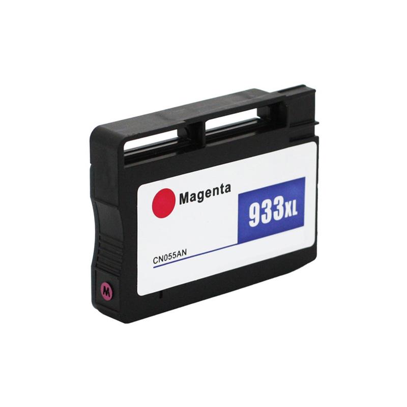 Compatível: Cartucho de tinta novasupri para HP 933XL CN055A 18ML Magenta - Officejet 7610 7612 7110 7100A