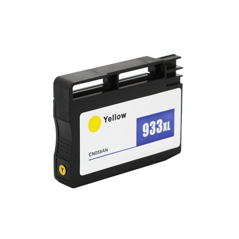 Compativel: Cartucho de tinta novasupri para HP 933XL CN056A 18ML Amarelo