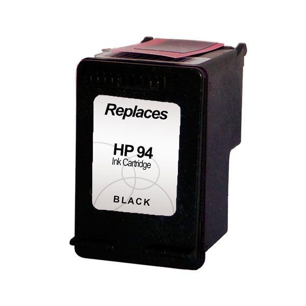 Compativel: Cartucho de tinta novasupri para HP 94 C8765W 15ML Preto - C4140 C4150 C4180 C1600 C1610 C2350 C2355