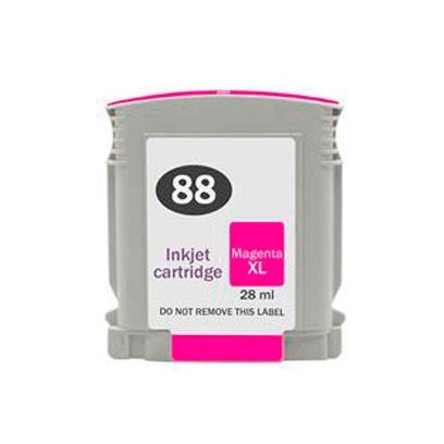 Compativel: Cartucho novasupri para HP 88XL 88 C9392AL para K550 K8600 K5400 Magenta