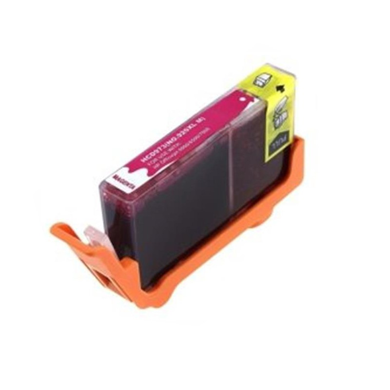 Compativel: Cartucho de tinta nacional para HP 920XL CD973A 13ML Magenta