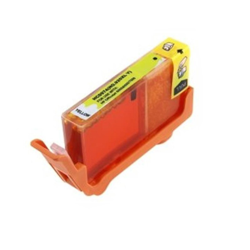 Compativel: Cartucho de tinta nacional para HP 920XL CD974A 13ML Amarelo
