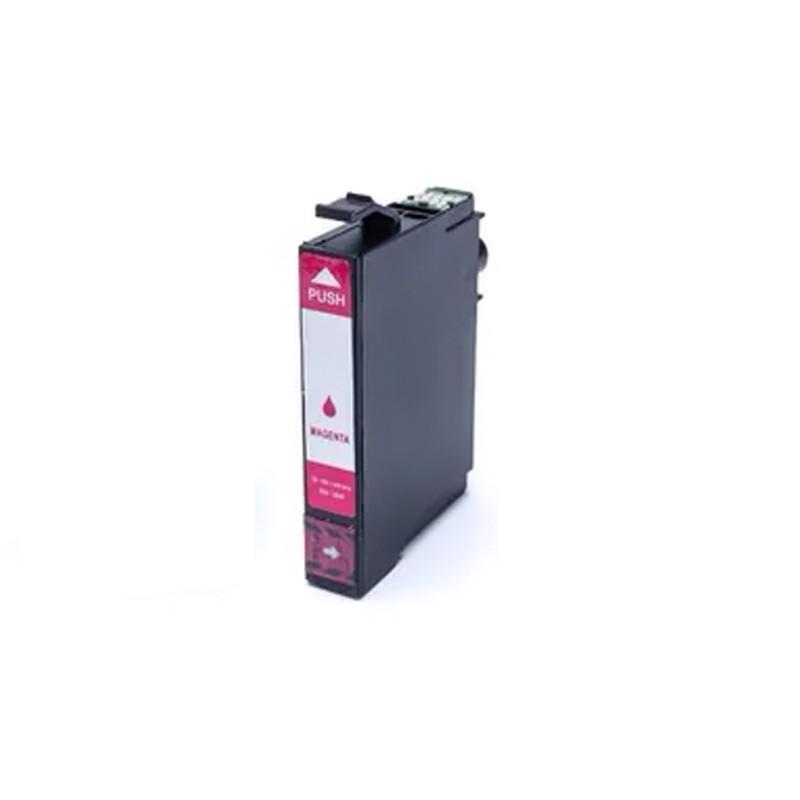 Compativel: Cartucho de tinta novasupri para Epson T2963 XP231 XP241 XP431 Magenta 9.5ml