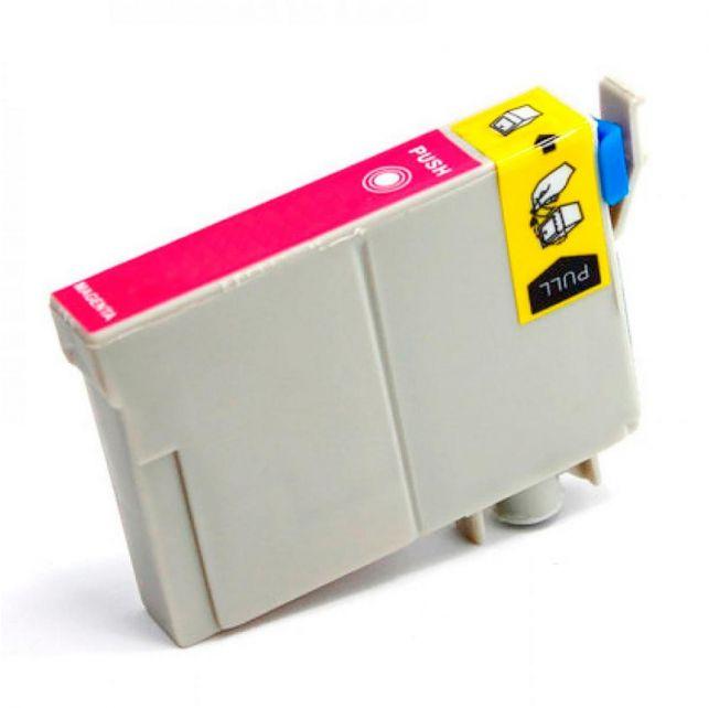 Compativel: Cartucho de tinta novasupri para Epson TO733 73N TO73320 C79 T33 C90 C92 C110 T10 T11 T20 T23 T24 T40W magenta 15ml