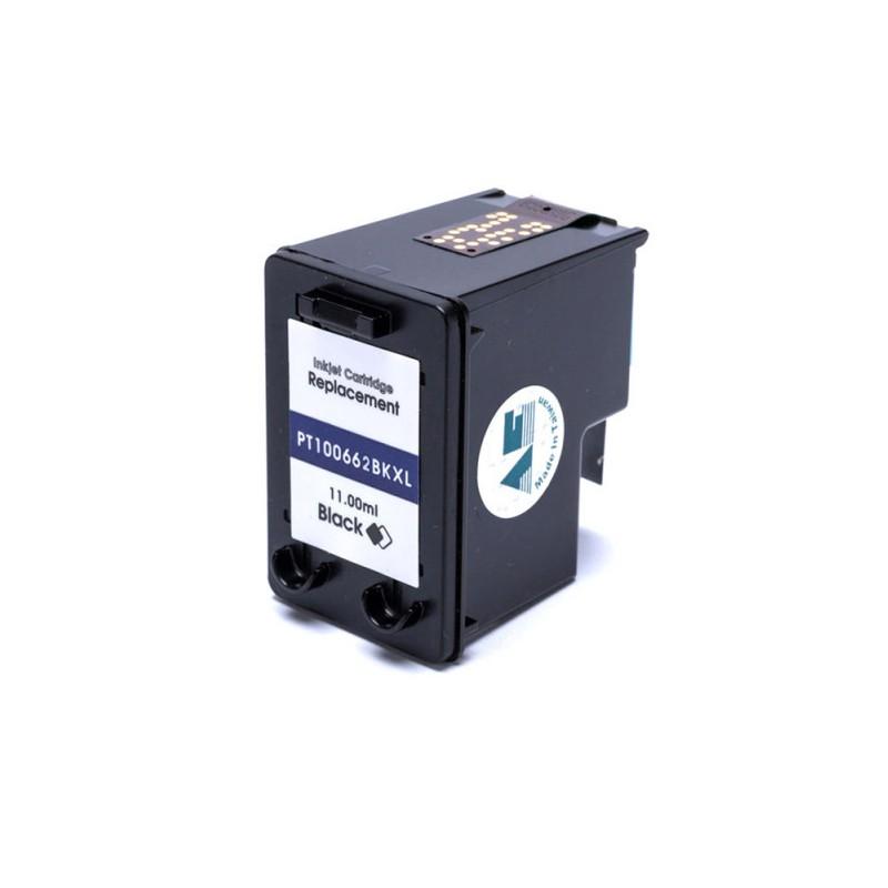 Compativel: Cartucho de tinta Premiumquality para HP 662XL CZ105A 11ML Preto